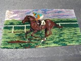 hand made decorative wool hook rugs in Glendale Heights, Illinois