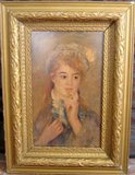 "Vintage Framed Renoir's ""The Ingenue"" in Camp Lejeune, North Carolina"