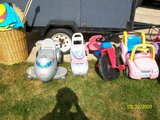 LOT of  kid's riding toys etc in Chicago, Illinois