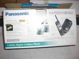 Panasonic cordless phone with answering machine in Kingwood, Texas