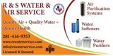 Water Purifiers. Bellaire   RS Water Service in Bellaire, Texas