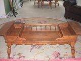 Ethan Allen Coffee Table and End Table in Joliet, Illinois