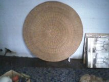 rattan table top in Cherry Point, North Carolina