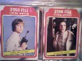 ****REDUCED*****Original Star Wars Trading Cards in Byron, Georgia