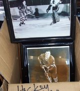 Tons of Chgo Black Hawks framed photos some 1 of a in Naperville, Illinois