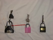 Multiple Padlocks(key) in Fort Campbell, Kentucky