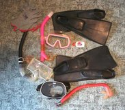 2 Sets snorkel gear, St. Tropez in Spangdahlem, Germany