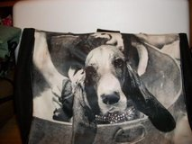 #2503 LADIES FLOPPY EARED DOGGY TOTE -PURSE $5 in Fort Hood, Texas
