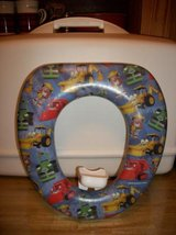 #5000 BOB THE BUILDER TIOLET TRAINING SEAT - $8 in Fort Hood, Texas